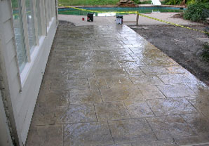 Concrete Contractors in Terrytown, LA - Sidewalk Concrete Stamping
